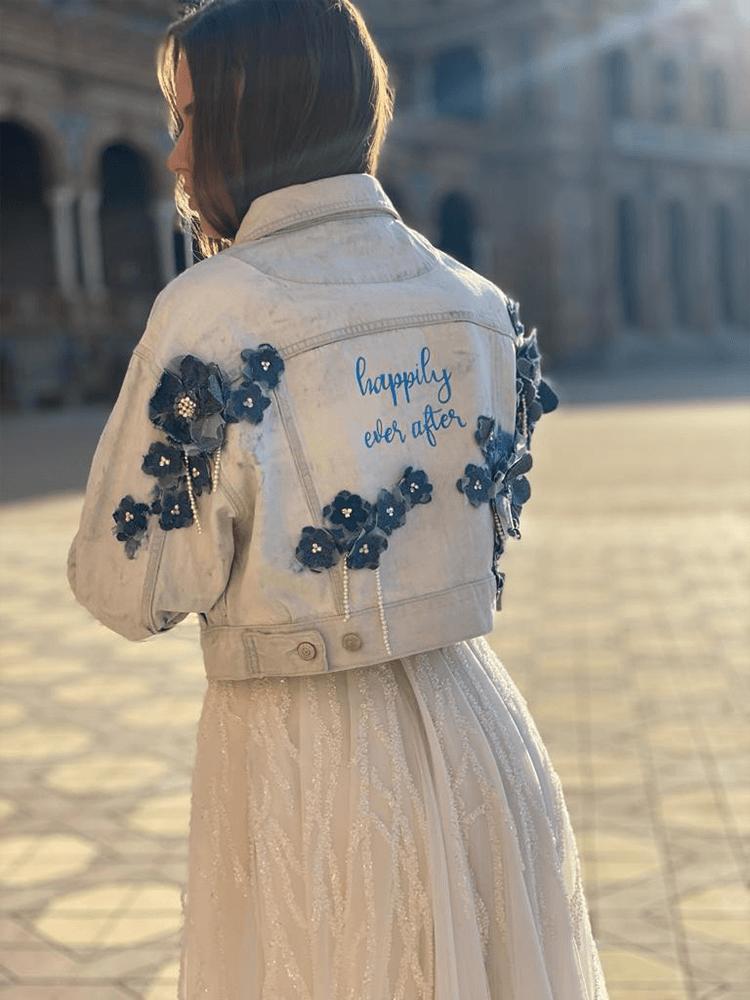 kurtka na ślub