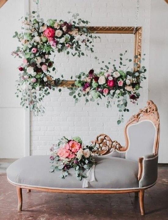 wiązanka ślubna, kwiaty, dekoracje