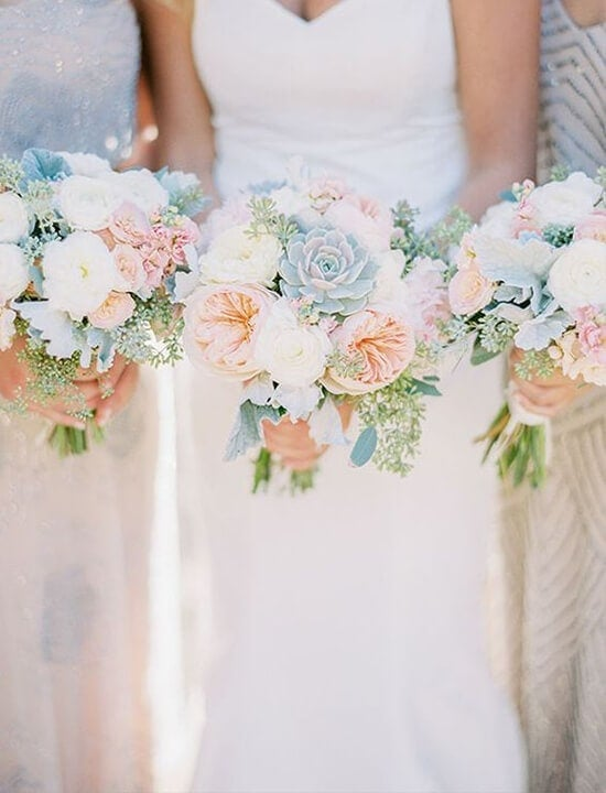 wiązanka ślubna, kwiaty