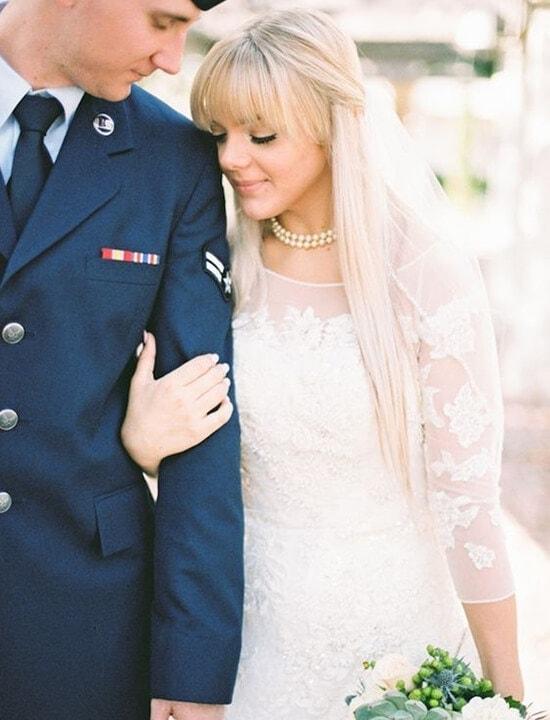 para młoda - ślub marynistyczny