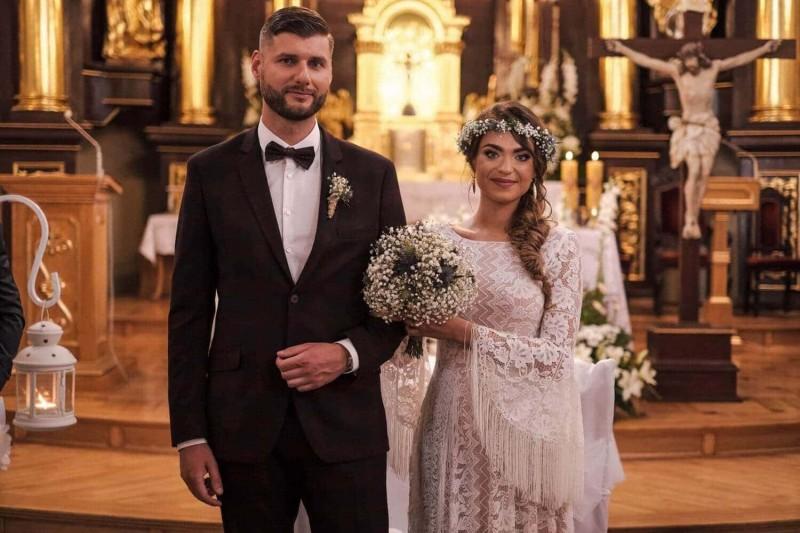 Suknia ślubna w stylu boho Porto 39.