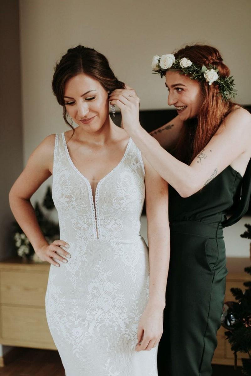 Suknia ślubna w stylu boho Porto 42