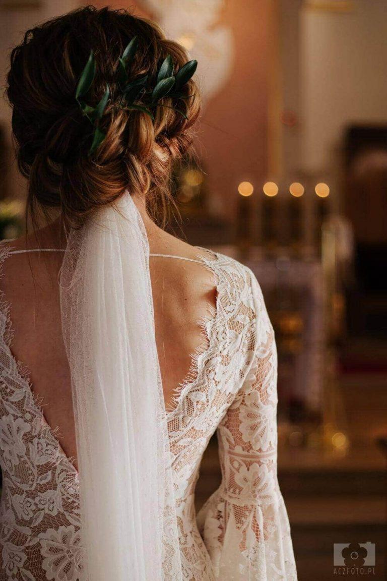 Suknia ślubna w stylu boho Porto 44.