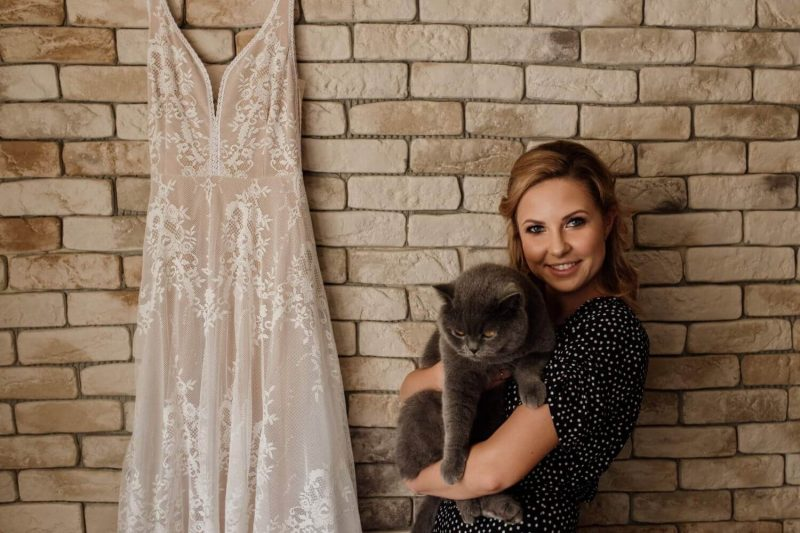 Suknia ślubna w stylu boho Porto 48.