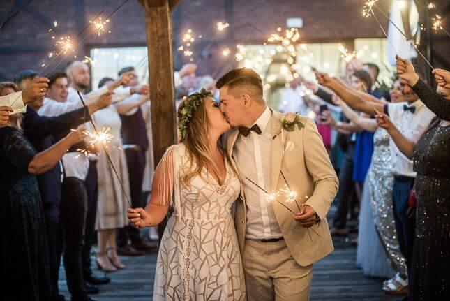Suknia ślubna w stylu boho Santorini 3.
