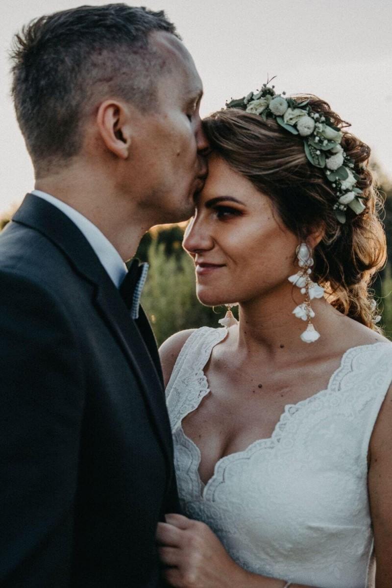 Suknia ślubna w stylu boho Porto 41.
