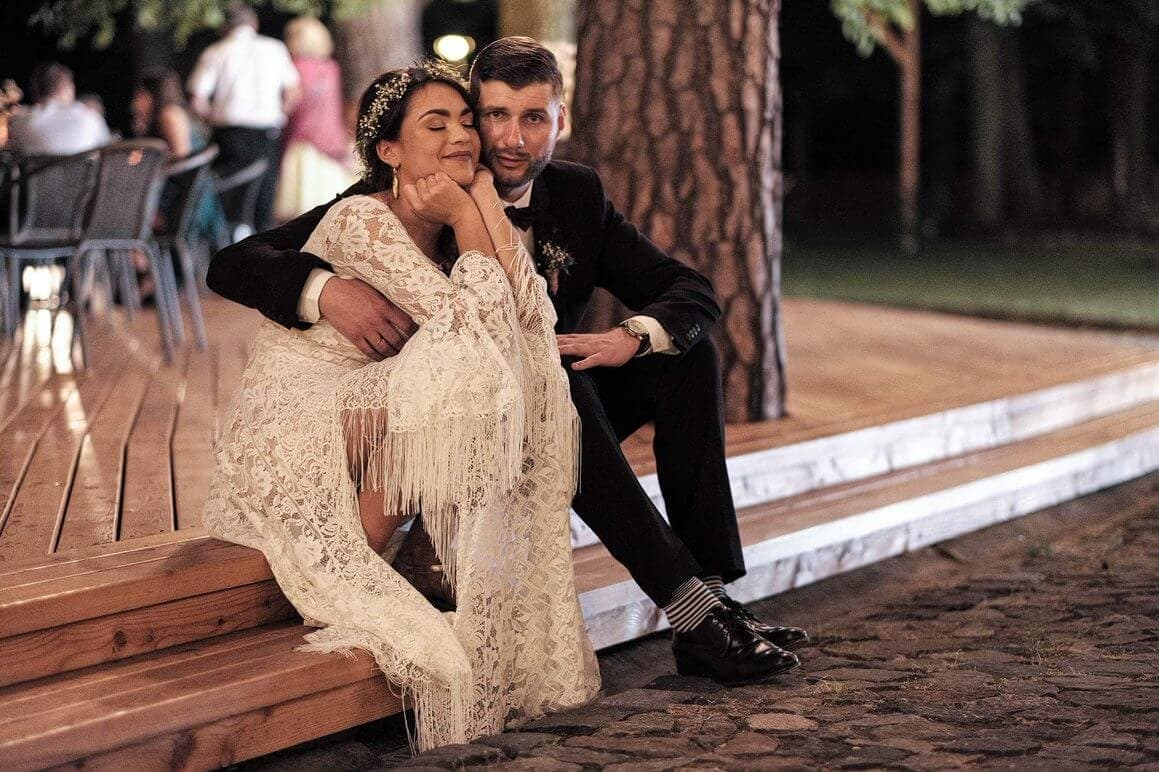 para młoda, ślub