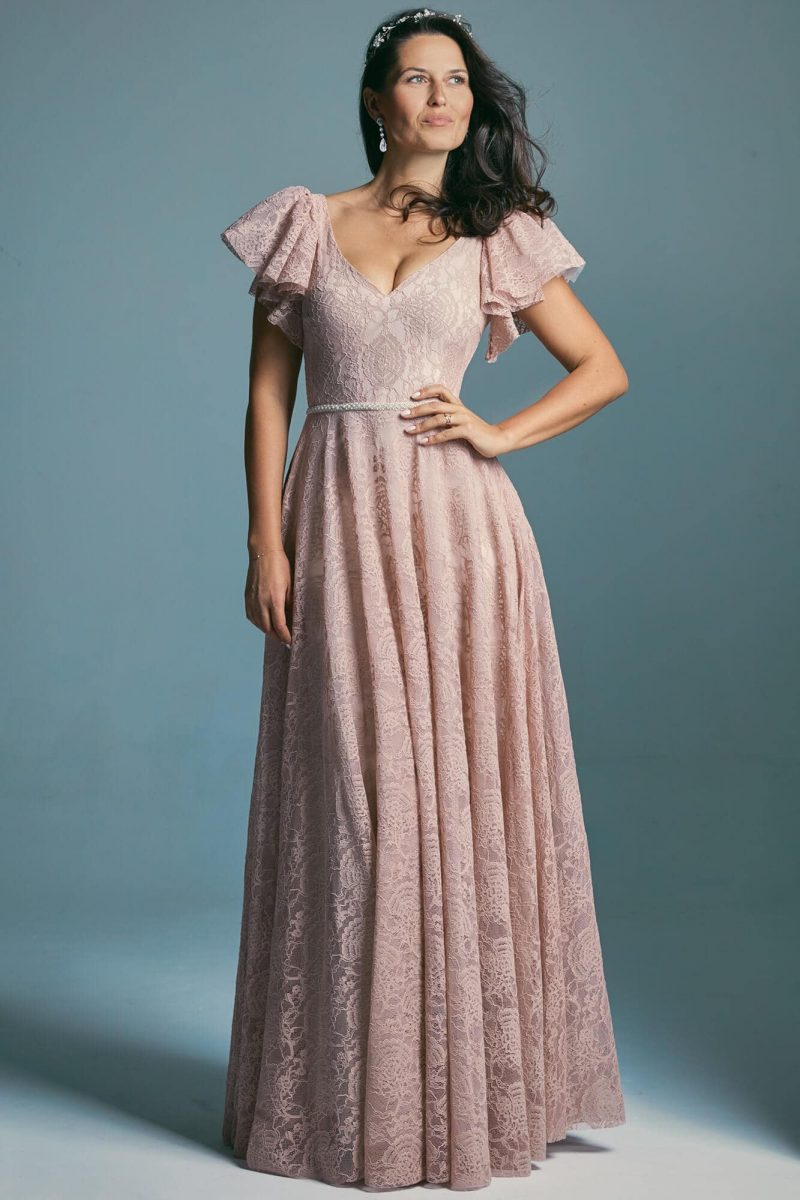 Suknia ślubna księżniczka
