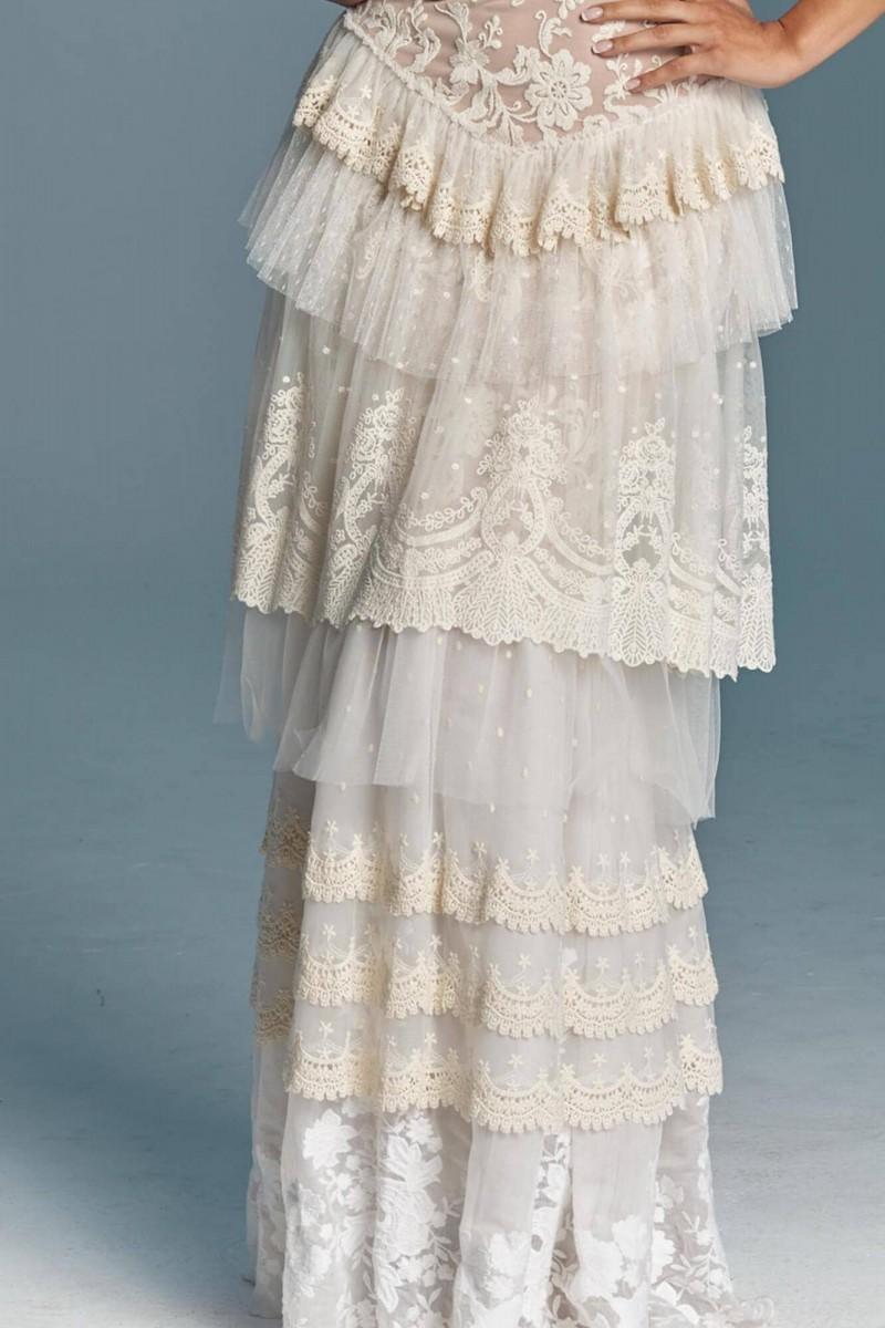 Oryginalna suknia ślubna