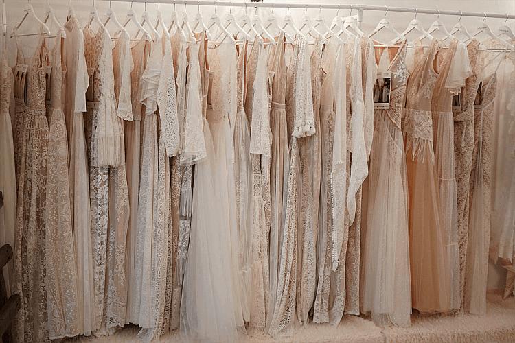 duzy wybór sukien ślubnych