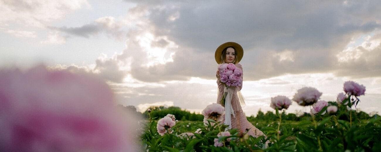 suknia ślubna boho magnolie