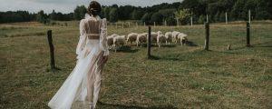 suknia ślubna przeźroczysta