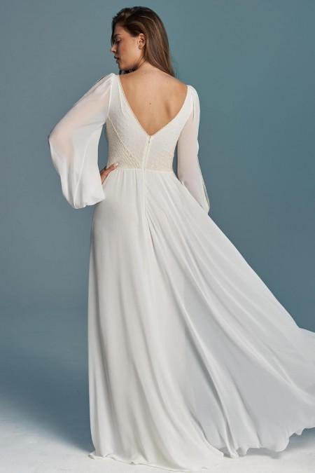 Suknia ślubna Barcelona 30