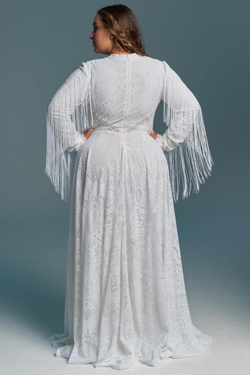 Suknia ślubna dla muzułmanek